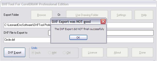 DXFTool Pro | CorelDRAW Tools